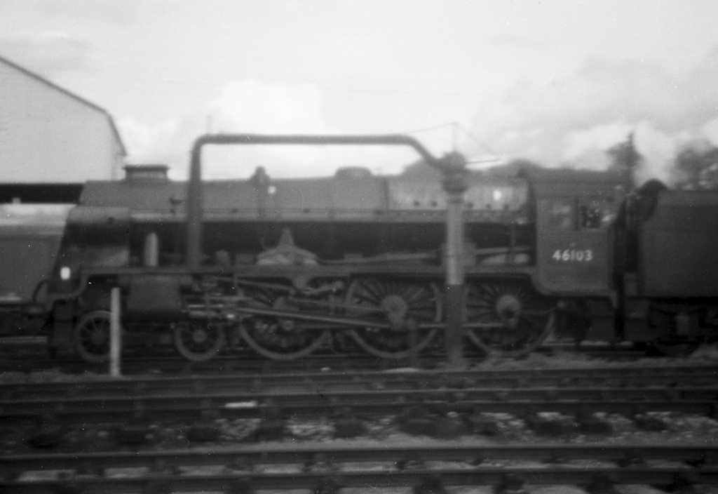 No.46103 at Worcester