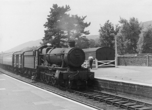The Dave Hill Photograph Collectionl Railways In