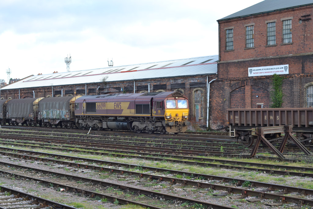 No.66099 at Worcester