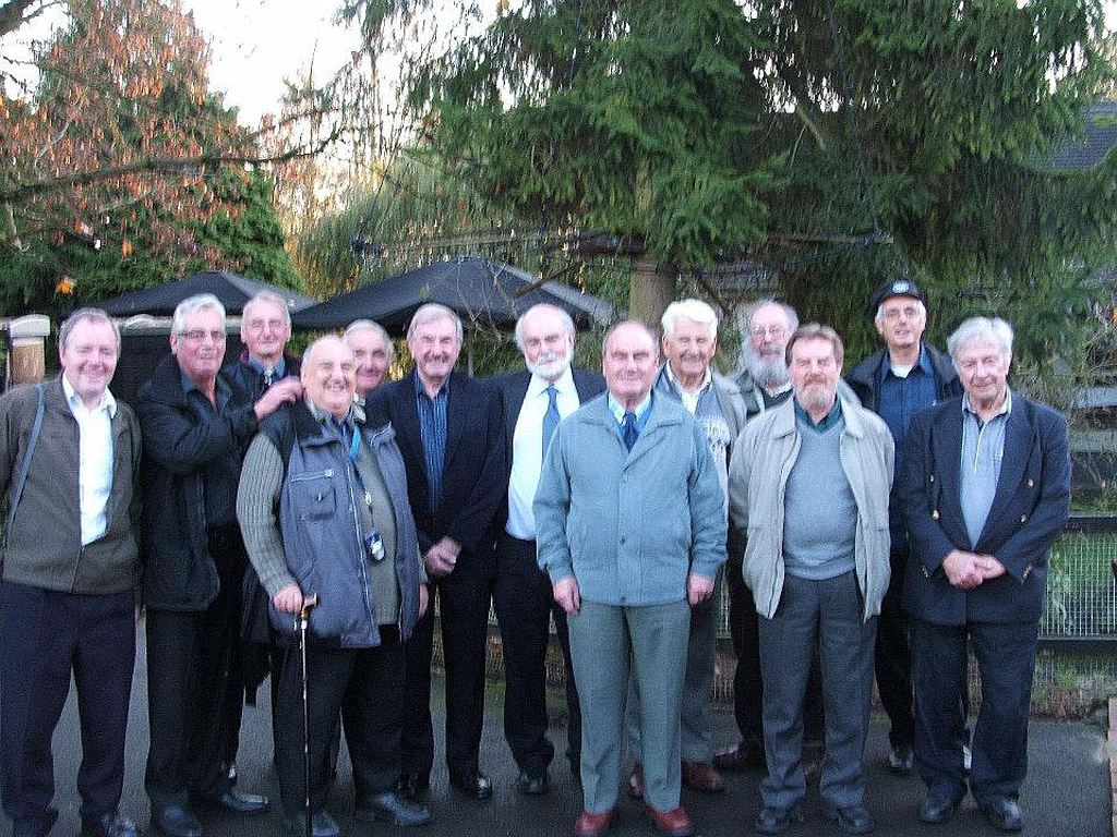 Bromsgrove Enginemen Reunion
