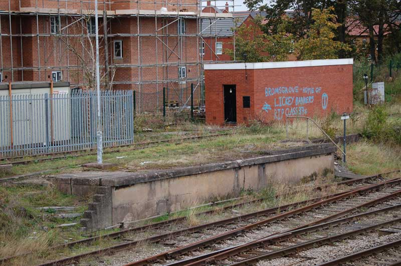 Bromsgrove old stabling point