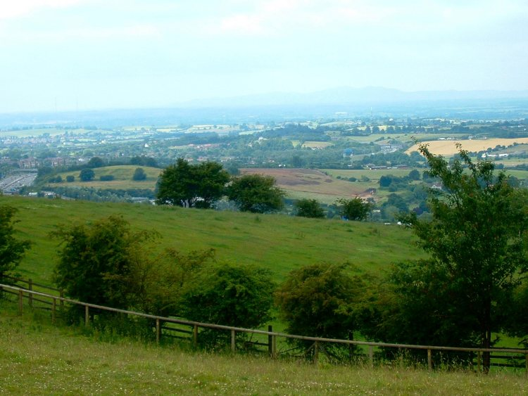 From Windmill Hill to the Malvern Hills