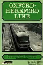 Oxford - Hereford Line book