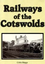 Railways of the Cotswolds book