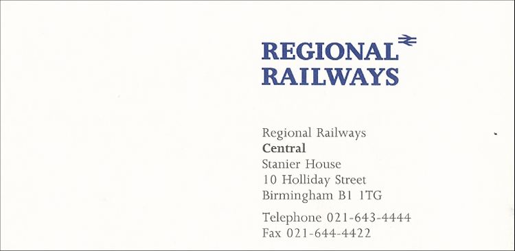 Regional Railways