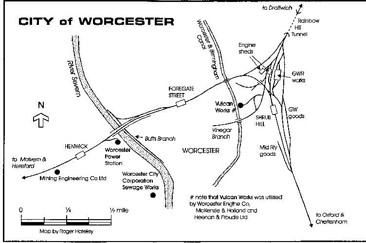 City of Worcester