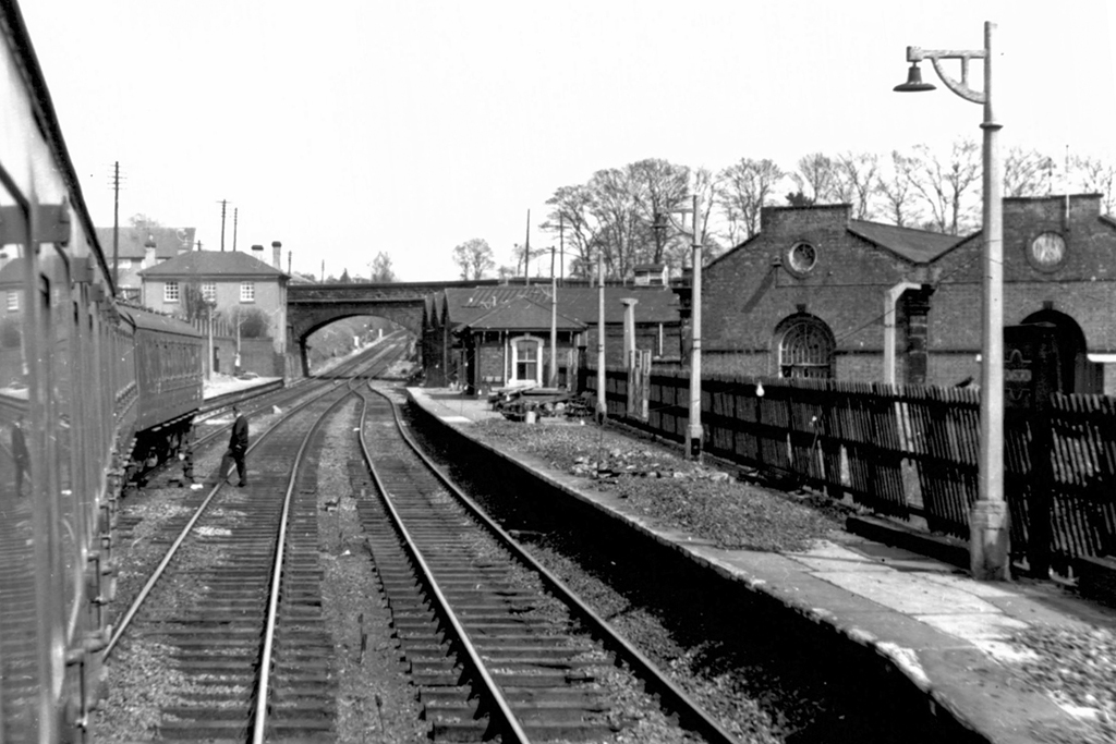Great Western Rly Foley Park Railway Station Photo 3 Bewdley Kidderminster